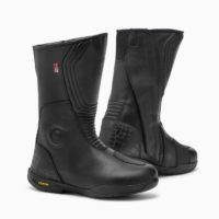 FBR040_Boots_Quest_Outdry_Ladies_Black_front_1