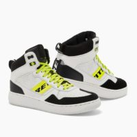 FBR063_Shoes_Pacer_White-Neon_Yellow_front