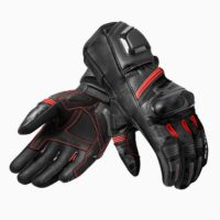 FGS155_Gloves_League_Black-Grey_front_2