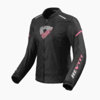 FJT290_Jacket_Sprint_H2O_Ladies_Black-Pink_front