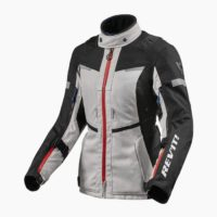 FJT296_Jacket_Sand_4_H2O_Ladies_Silver-Black_front