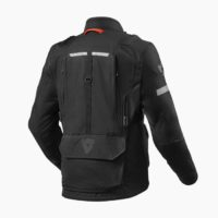 FJT297_Jacket_Sand_4_H2O_Black_back