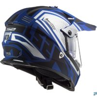 Casco-Ls2-Mx436-Pioneer-Evo-Master-Matt-Black-Blue-2